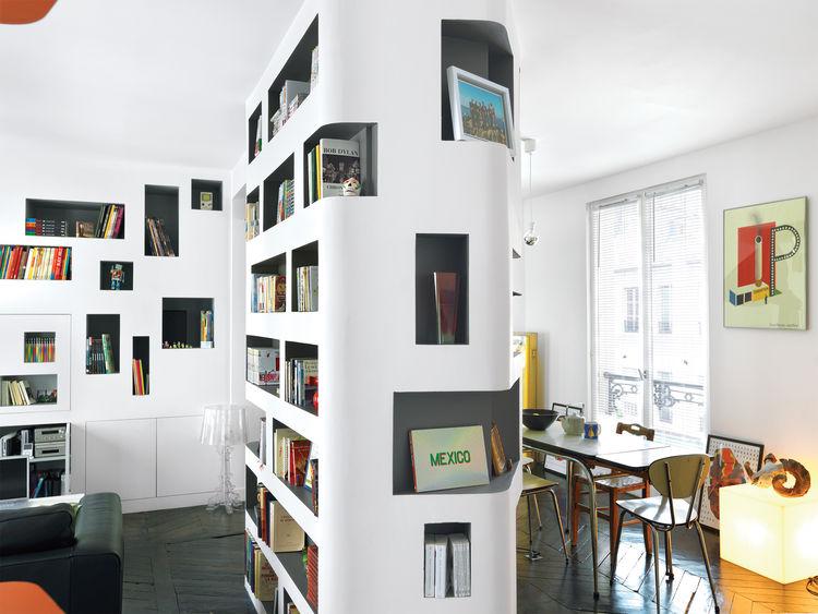 Mathieu Vinciguerra's flat - DWELL 09/09