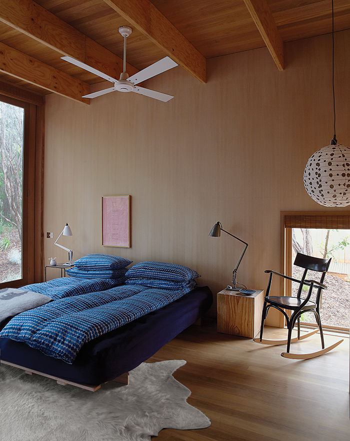shiver_me_timbers-master-bedroom-thonet-rocking-chair
