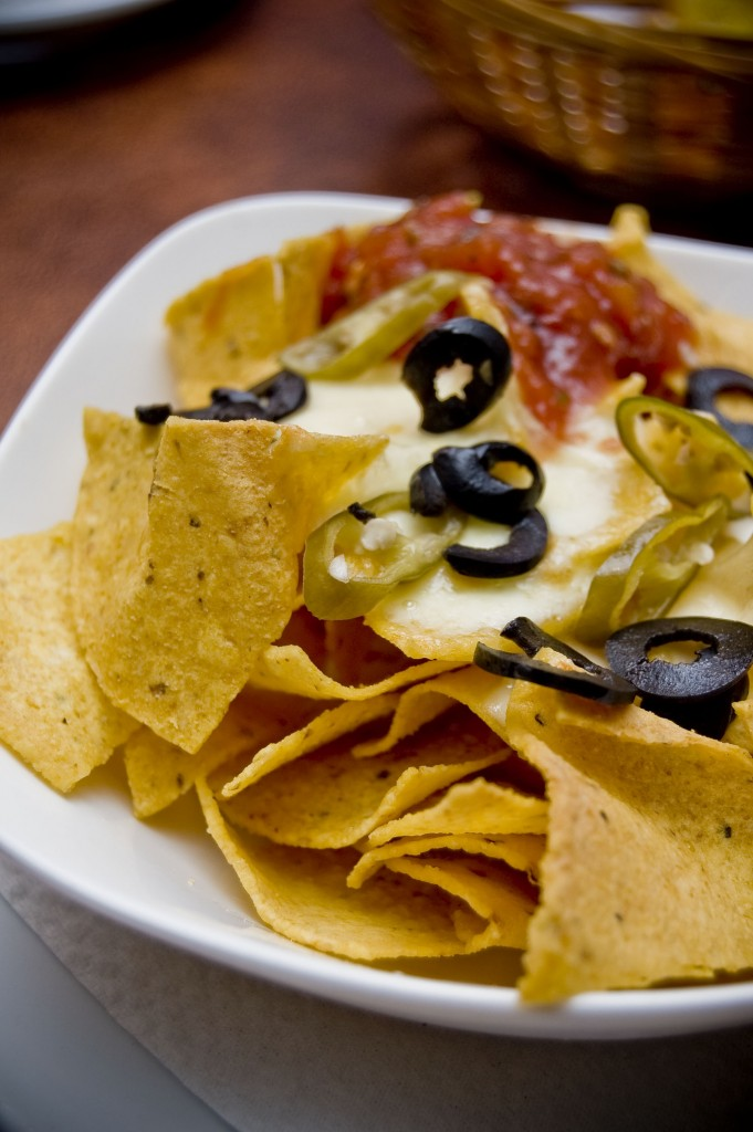 Nachos-cheese