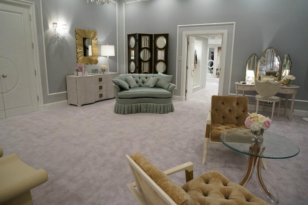 chanel alterior bedroom