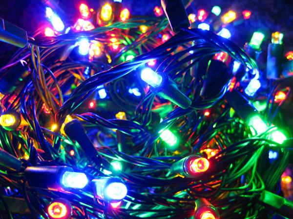 LEDchristmaslights