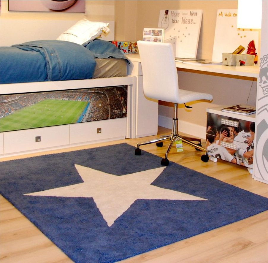 kids-bedroom-rugs-boys-bedroom-rugs-for-kids-kids-rug-navy-star-wool-rug-1