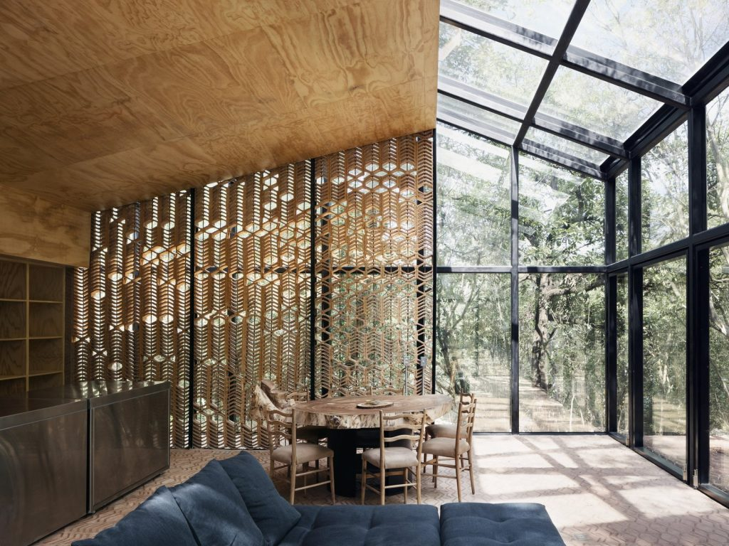 the-back-wall-and-part-of-the-roof-is-fitted-with-plywood-sheathing