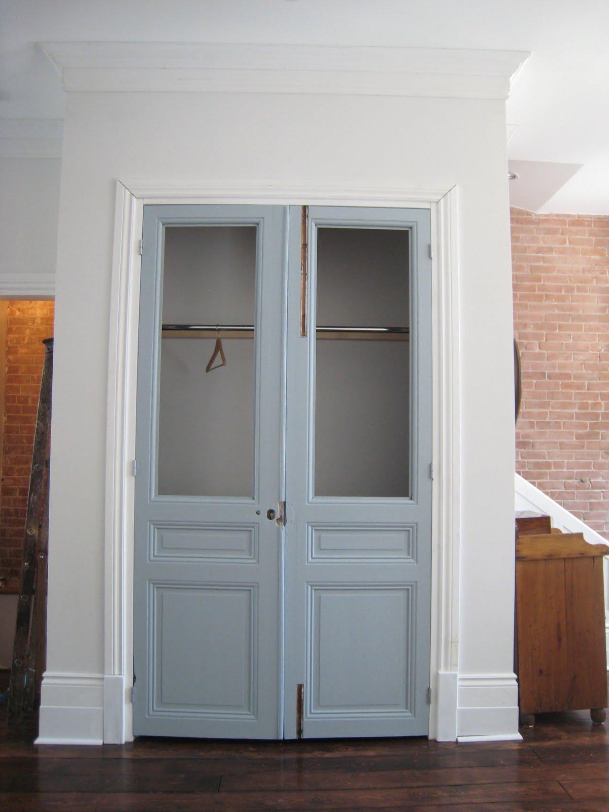 Image of: Contemporary Bifold Closet Doors Tu Nuevo Hogar